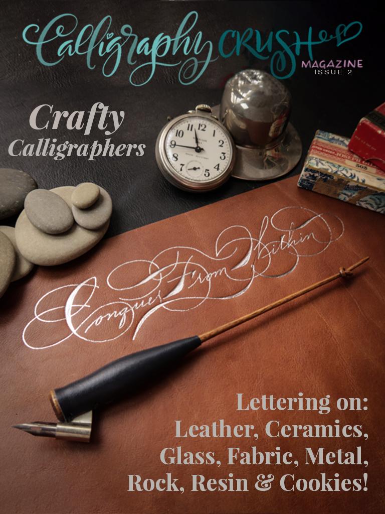 Calligraphy Crush Issue 2